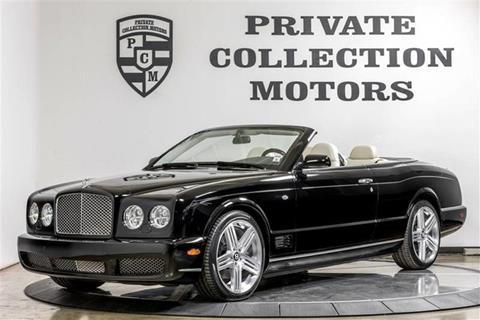 2008 Bentley Azure for sale in Costa Mesa, CA