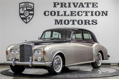 1963 Bentley S3 for sale in Costa Mesa, CA