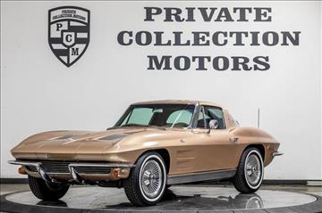 1963 Chevrolet Corvette for sale in Costa Mesa, CA