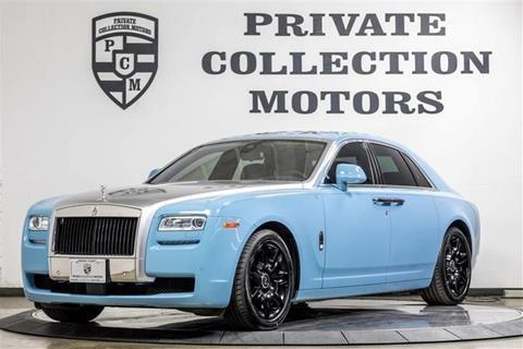 2014 Rolls-Royce Ghost for sale in Costa Mesa, CA