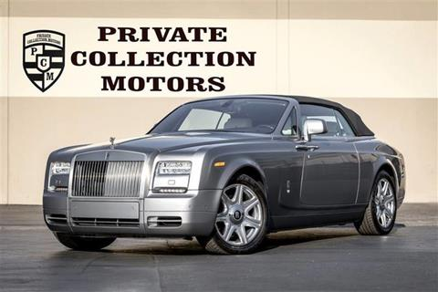 2014 Rolls-Royce Phantom Drophead Coupe for sale in Costa Mesa, CA