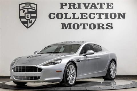 2011 Aston Martin Rapide for sale in Costa Mesa, CA