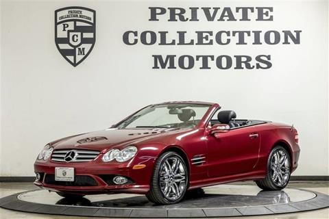 2008 Mercedes-Benz SL-Class for sale in Costa Mesa, CA