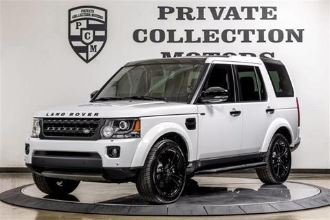 2015 Land Rover LR4 for sale in Costa Mesa, CA