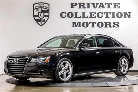2013 Audi A8 L for sale in Costa Mesa, CA