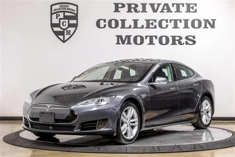 2016 Tesla Model S for sale in Costa Mesa, CA