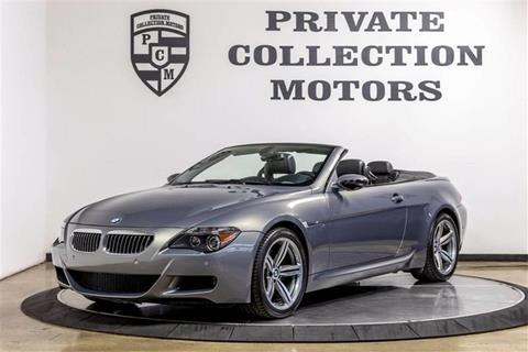 2007 BMW M6 for sale in Costa Mesa, CA