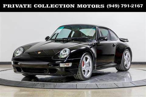 1996 Porsche 911 For Sale In Costa Mesa CA