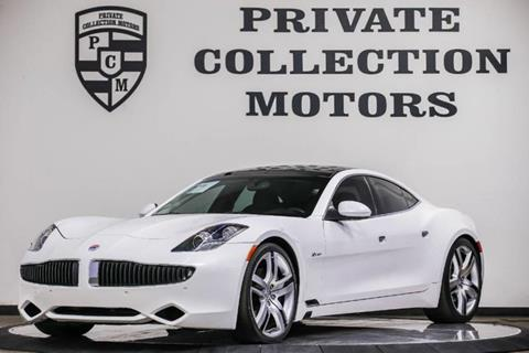 2012 Fisker Karma for sale in Costa Mesa, CA