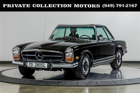 1970 Mercedes-Benz 280-Class for sale in Costa Mesa, CA