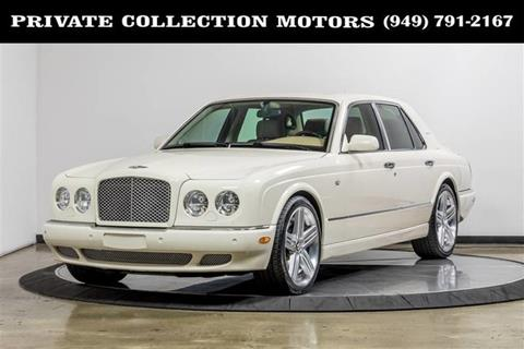used bentley arnage for sale in california - carsforsale®