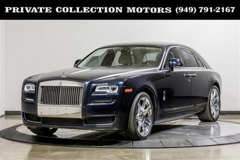 2015 Rolls-Royce Ghost for sale in Costa Mesa, CA