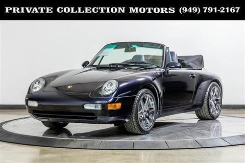 1996 Porsche 911 for sale in Costa Mesa, CA
