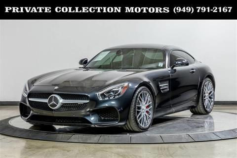 2016 Mercedes-Benz AMG GT for sale in Costa Mesa, CA