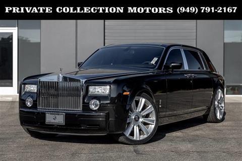 2007 Rolls-Royce Phantom for sale in Costa Mesa, CA