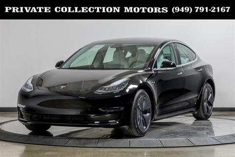 2019 Tesla Model 3 for sale in Costa Mesa, CA