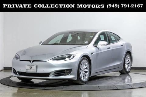 Used Tesla Model S For Sale >> 2016 Tesla Model S For Sale In Costa Mesa Ca