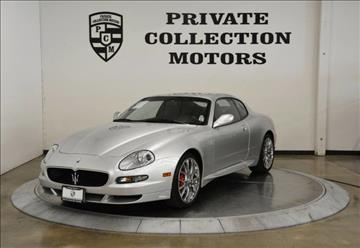 2006 Maserati GranSport for sale in Costa Mesa, CA