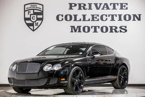 2008 Bentley Continental GT for sale in Costa Mesa, CA