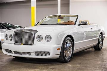 2009 Bentley Azure for sale in Costa Mesa, CA