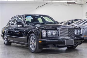 2000 Bentley Arnage for sale in Costa Mesa, CA