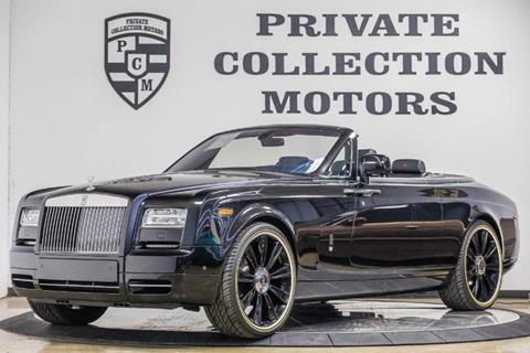 2015 Rolls-Royce Phantom Drophead Coupe for sale in Costa Mesa, CA