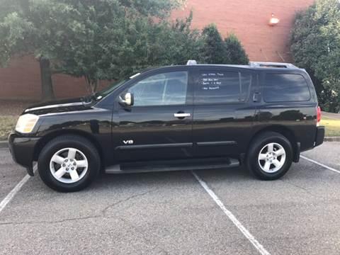 2007 Nissan Armada for sale in Richmond, VA