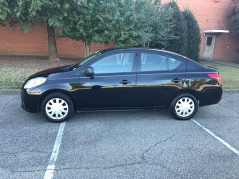 2012 Nissan Versa for sale in Richmond, VA