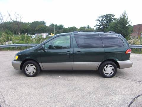 2001 Toyota Sienna for sale in Highland Park, IL