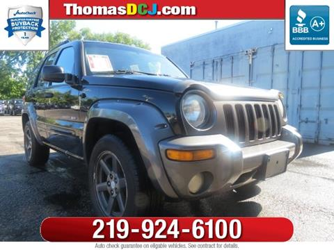 2003 Jeep Liberty for sale in Highland, IN
