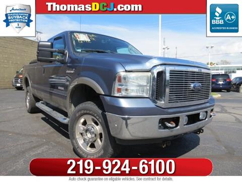 2006 Ford F-250 Super Duty for sale in Highland, IN