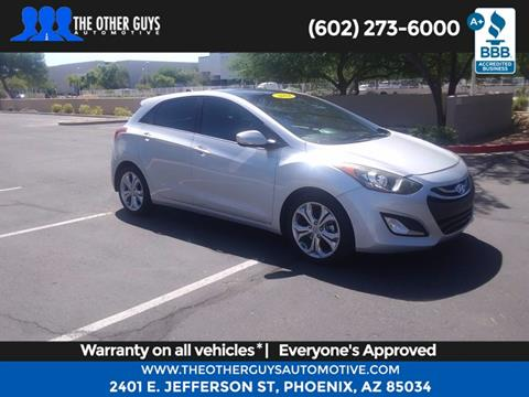 2014 Hyundai Elantra GT for sale in Phoenix, AZ