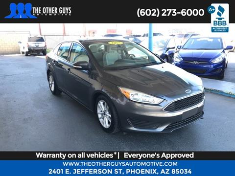 2015 Ford Focus for sale in Phoenix, AZ