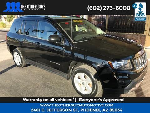 2014 Jeep Compass for sale in Phoenix, AZ