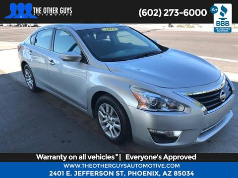 2015 Nissan Altima for sale in Phoenix, AZ