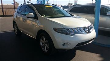 2010 Nissan Murano for sale in Glendale, AZ