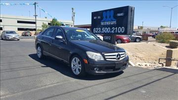 2009 Mercedes-Benz C-Class for sale in Glendale, AZ