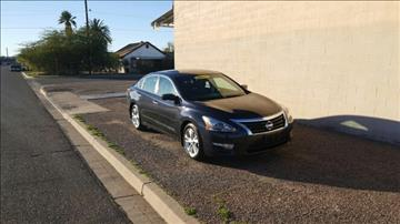 2014 Nissan Altima for sale in Glendale, AZ