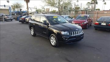 2015 Jeep Compass for sale in Glendale, AZ