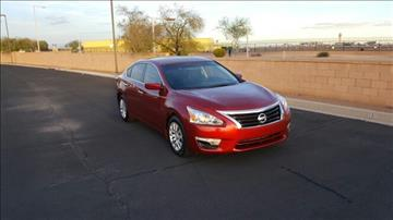 2015 Nissan Altima for sale in Glendale, AZ
