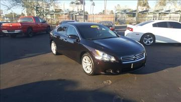 2013 Nissan Maxima for sale in Glendale, AZ