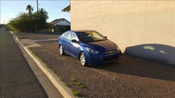 2015 Hyundai Accent for sale in Glendale, AZ