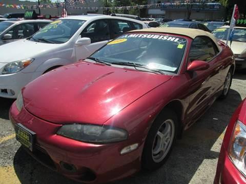 1999 Mitsubishi Eclipse Spyder for sale at 5 Stars Auto Service and Sales in Chicago IL