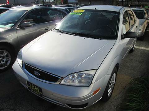 2007 Ford Focus for sale at 5 Stars Auto Service and Sales in Chicago IL