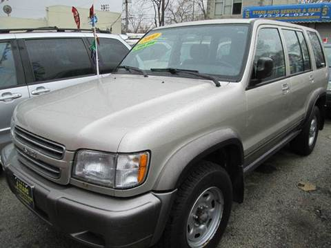 2000 Isuzu Trooper for sale at 5 Stars Auto Service and Sales in Chicago IL