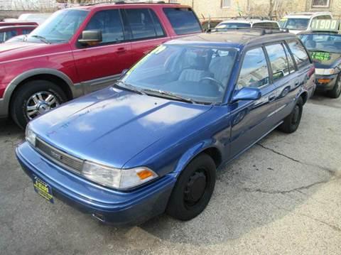 1989 Toyota Corolla for sale at 5 Stars Auto Service and Sales in Chicago IL
