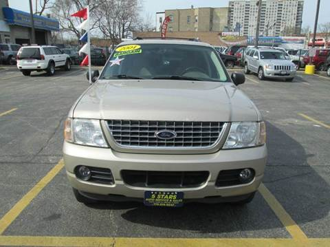 2004 Ford Explorer for sale at 5 Stars Auto Service and Sales in Chicago IL