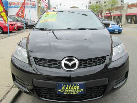 2008 Mazda CX-7 for sale at 5 Stars Auto Service and Sales in Chicago IL