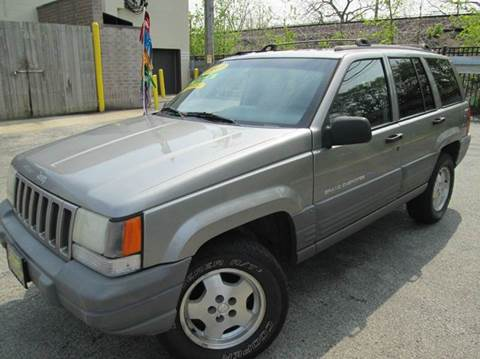 1997 Jeep Grand Cherokee for sale at 5 Stars Auto Service and Sales in Chicago IL