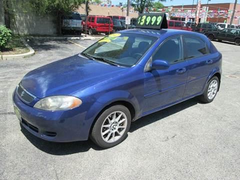2007 Suzuki Reno for sale at 5 Stars Auto Service and Sales in Chicago IL